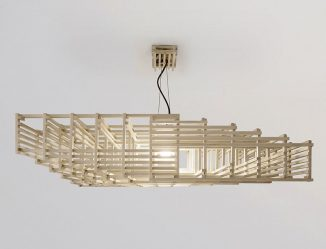 Axis Lamp Adapts to Any Kind of Modern Space and Interior