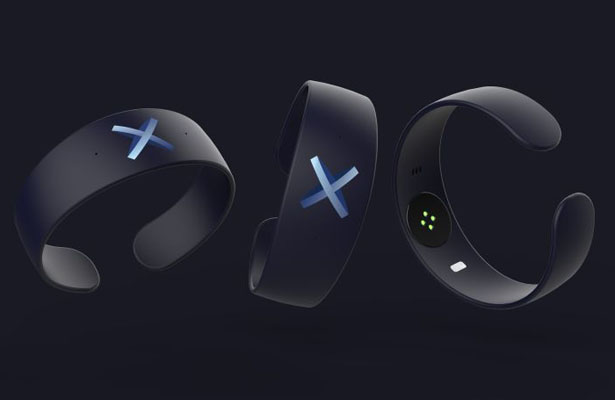 Axis Smart Wristband for Natural Disasters