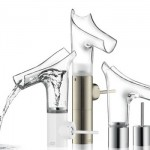 gorgeous axor starck organic bathroom faucet by philippe starck tuvie. Black Bedroom Furniture Sets. Home Design Ideas