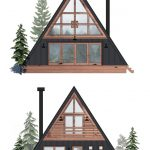 AYFRAYM A-Frame Cabin by Everywhere Co.