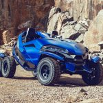 Azaris Six Wheeled Off-Road Advanced Vehicle to Move Across Extreme Terrain Smoothly