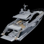 Luxury Azimut S7 Yacht with Excellent Levels of Dynamic Stability