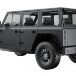 B2 All-Electric Pickup Truck by Bollinger Motors