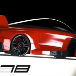 B7 Electric Super Race Car Uses Supercapacitors To Create Tremendous Burst of Power