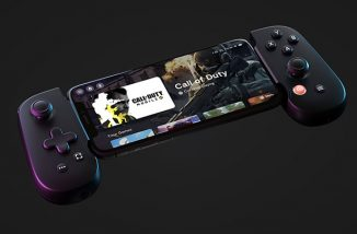 """Backbone One iPhone Game Controller with """"Capture"""" Button to Record Your Gameplay"""