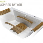 Tekura Bath Concept from Bain Ultra