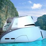 Luxury Bairim Yacht by Timon Sager