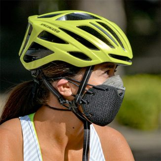 Banale One-Size-Fits-All Pollution Face Mask for Cyclists and Bikers