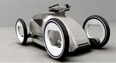 concept single vehicle