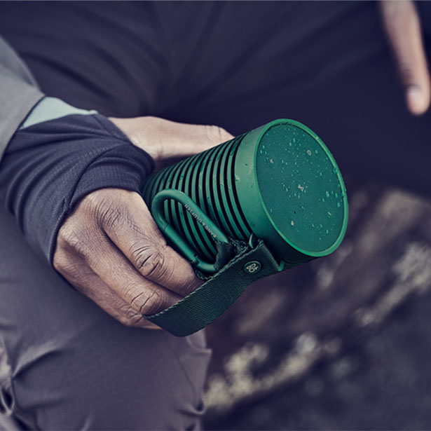 Bang & Olufsen Beosound Explore Durable and Portable Speaker for Outdoor Adventures