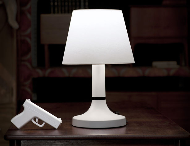 BANG! Desk Lamp by Bitplay