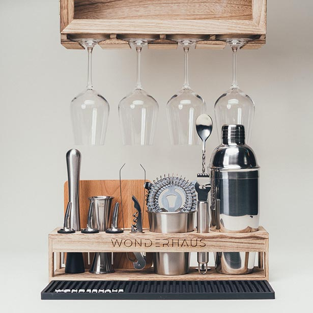 Barbox - Personalized and Complete Mini Bartending Kit