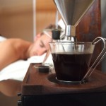 Barisieur Alarm Clock and Coffee Brewer in One to Wake You Up in The Morning