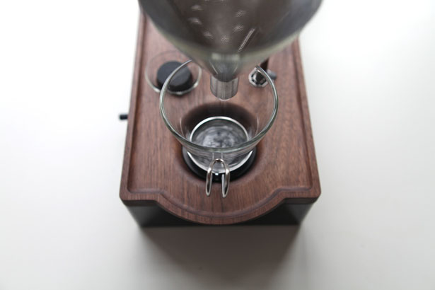 Barisieur Alarm Clock and Coffee Brewer by Joshua Renouf