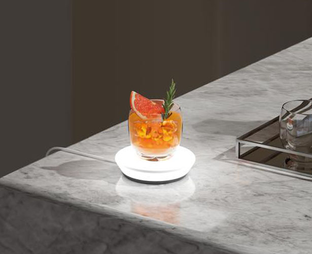 Barsys Smart Coaster Helps You to Make a Perfect Cocktail
