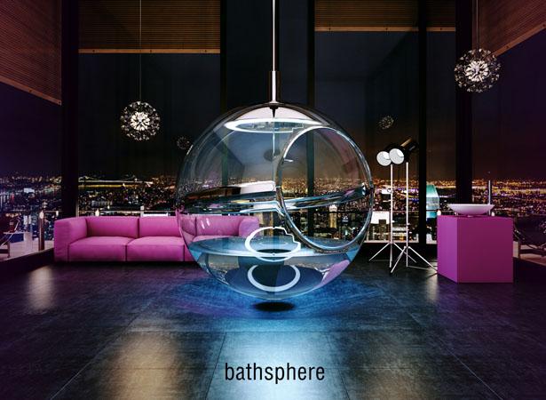 Bathsphere by Alexander Zhukovsky