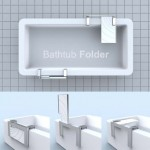 Bathtub Folder by Jihoon Shin