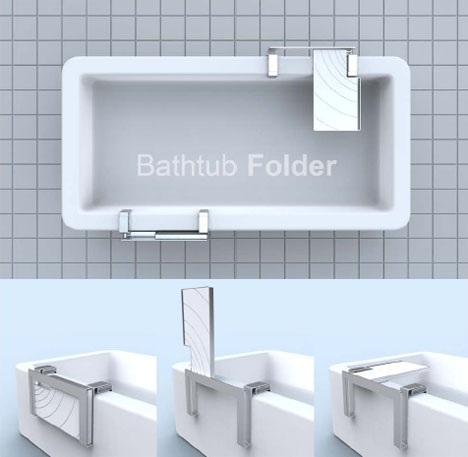 Bathtub Folder