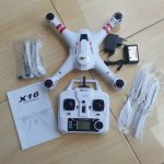 Bayangtoys X16 GPS Drone Hands-on Review : No More Missing Drone!