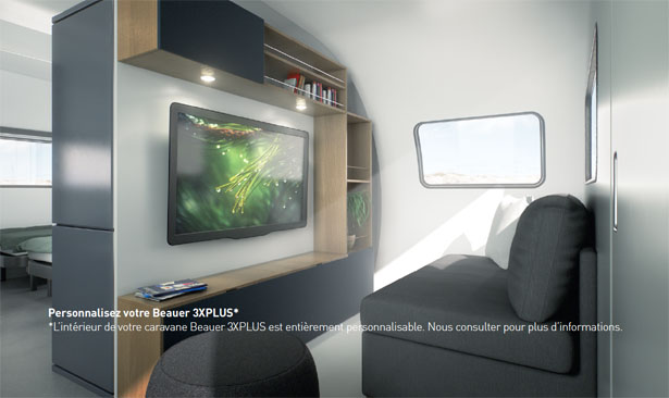 BeauEr 3x Concept Tiny Camper That Expands Triple to Its Size