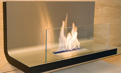 fireplace, beautiful fire flame