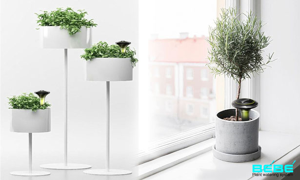 BEBE Plant Watering System by Ajay Chowdhary