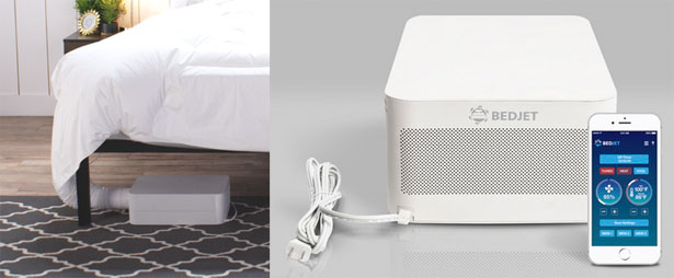 BedJet 3 Sleep inducing climate control just for your bed