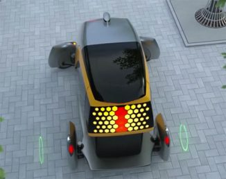 Continental BEE – Balanced Economy and Ecology Mobility Concept for Future Urban Transportation
