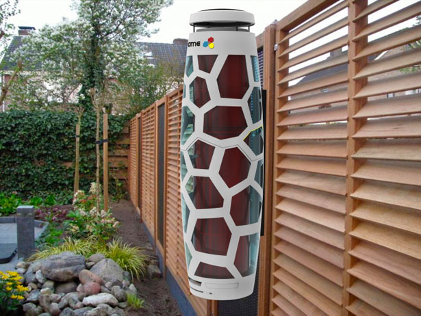 Bee Home : Modern Beehive for Urban Homes by Raphael Klaffenböck