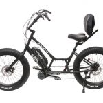 Powerful Behemoth Electric Bike Is Equipped with 1000W Mid Drive Motor for Super Performance