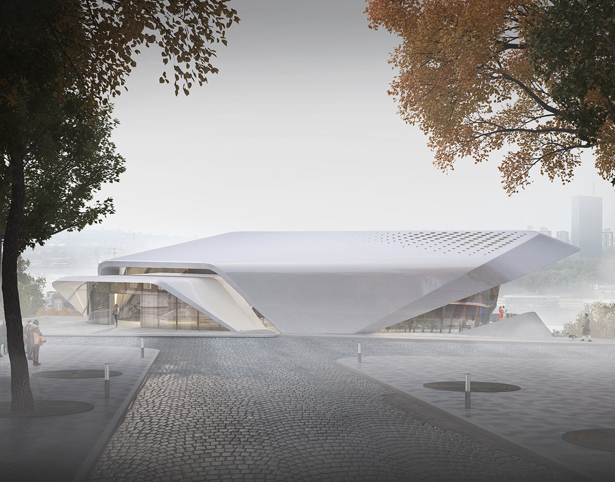 Belgrade City Art Gallery by Metroscapes