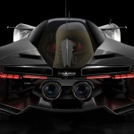 Bell & Ross AeroGT Concept Car Inspired by Aviation