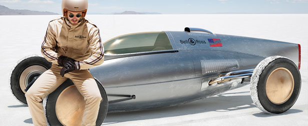 Bell and Ross Bellytanker Concept by Thierry Fischer