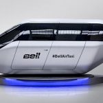 Futuristic Bell Helicopter Air Taxi Cabin Offers Fully Integrated User Experience