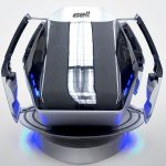 Futuristic Bell Helicopter Air Taxi Concept Transportation