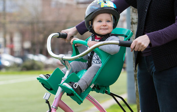 Bell Sports Shell Child Carriers by Anvil Studios