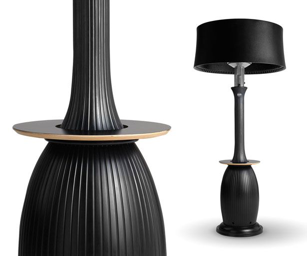A'Design Award and Competition 2015-2016 Winner - Bella Heater by Arturo Fis