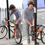 Collapsible Bicycle by Kevin Scott