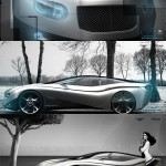 TEN11 Sports Car Is Inspired By Kite Boarding