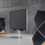 Bang & Olufsen BeoLab 90 Loudspeaker With Beam Width Control and Active Room Compensation Technology