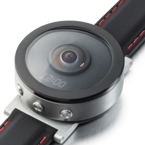 Beoncam: Removable 360 Wrist Camera by Spacemap Team