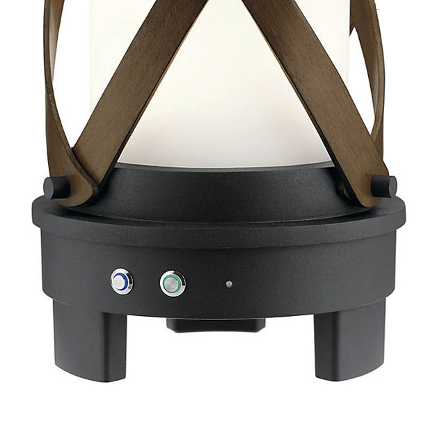 Kichler Berryhill Portable Bluetooth LED Table Lamp