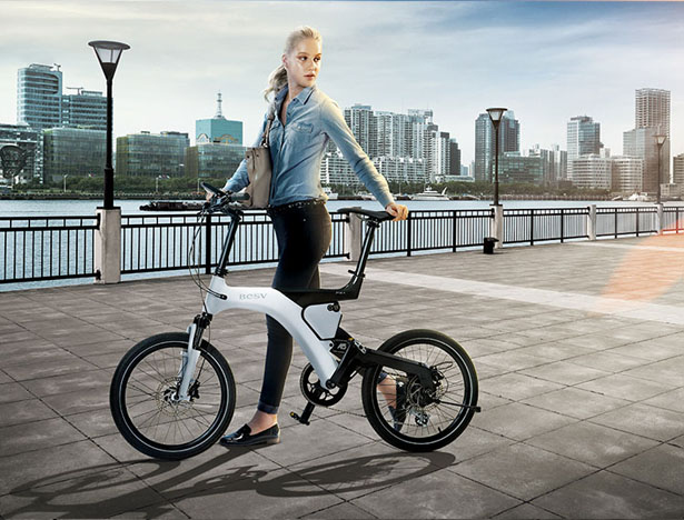 BESV Panther PS1 Carbon Fiber E-Bike