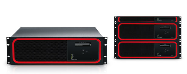 Biamp Tesira Digital Audio Networking System