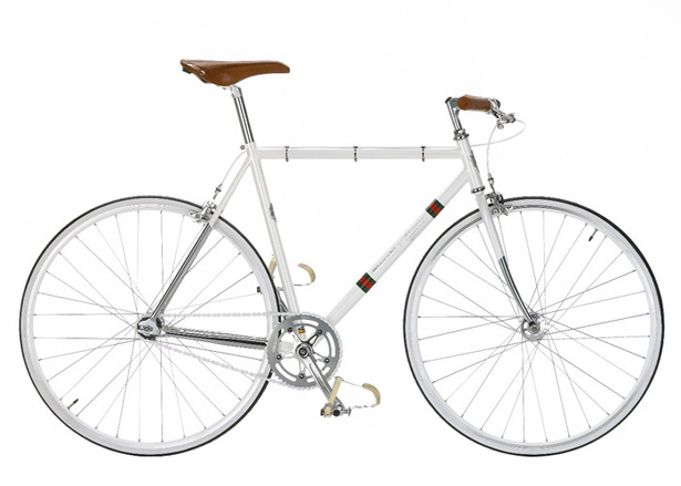 Bianchi Carbon Urban Bike by Gucci