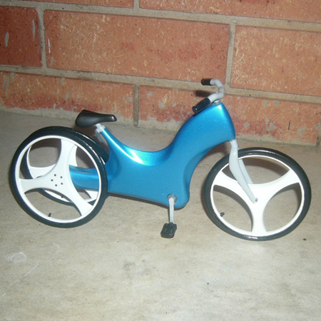 bicycle for people with disabilities