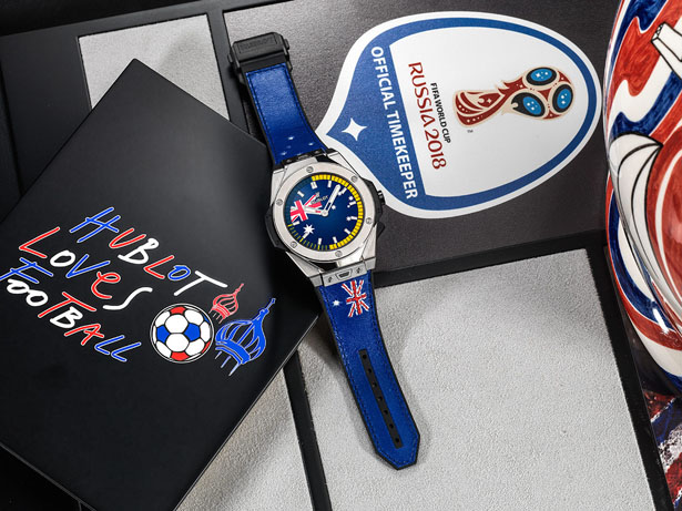 Hublot Big Bang Referee 2018 FIFA World Cup Russia Watch