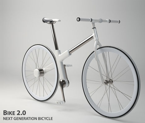 Bike 2.0 Next Generation Bicycle