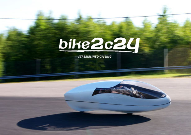Bike2c24 Streamlined Cycling