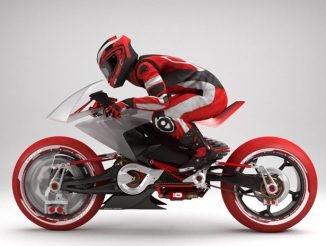 BIMOTA EB1 Concept Motorcycle Pays Tribute to Italian Road Racing